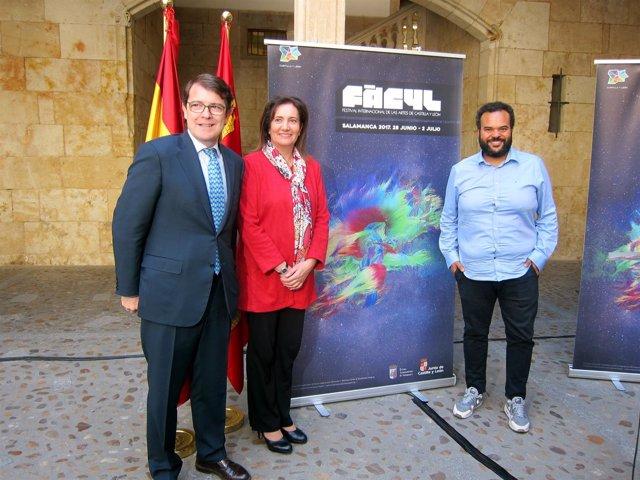 Salamanca: Mañueco (I), Cirac Y Jean