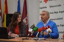 Cruz Roja León atendió en 2016 a un 23% menos de personas aunque en más ocasiones