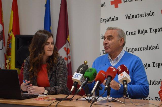 León: Marta Cuesta y José Ignacio de Luis