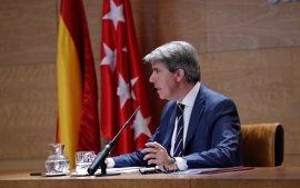 """Garrido critica que el """"tripartito de inquisición"""" no quiere conocer la verdad del contrato de cafetería en la Asamblea"""