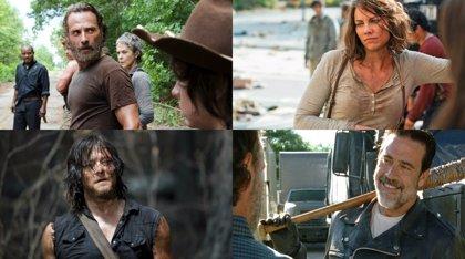 Estos son los protagonistas de The Walking Dead con más posibilidades de morir en la 8ª temporada