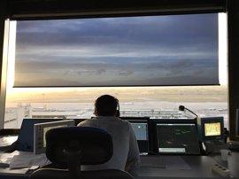 ENAIRE gestionó 23.130 vuelos en Palma en abril, un 19,7% más que en 2016