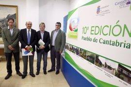 El X Premio Pueblo de Cantabria estará dotado con 130.000 euros y se concederán dos accésit