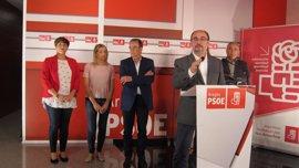 "Lambán pide ""lealtad mutua"" a Pedro Sánchez"