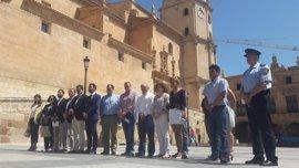 Lorca condena el atentado de Manchester y expresa su apoyo al pueblo británico