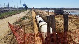 Las pruebas técnicas del tren tranvía de la Bahía de Cádiz acumulan 868 kilómetros