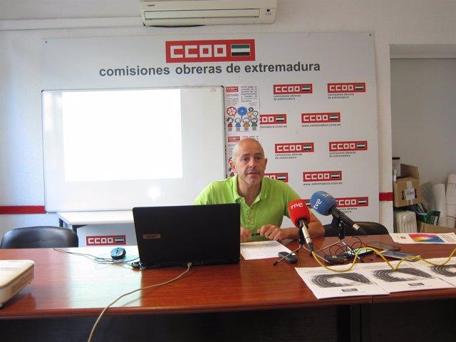 Ccoo Extremadura Estudio