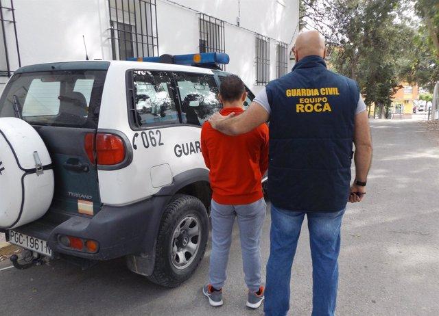 Guardia Civil esclarece una docena de robos en explotaciones ganaderas