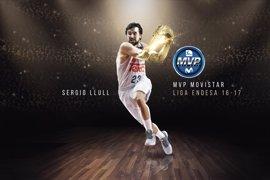 Llull, MVP de la temporada de la Liga Endesa