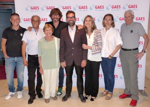 Presentación de GAES Te Cuida