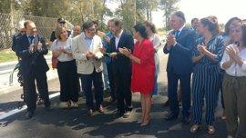 La Junta abre los nuevos accesos a El Rocío tras una inversión de más de un millón de euros