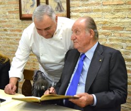 La Asociación Hispano-Francesa Diálogo homenajea al Rey Juan Carlos por su aportación a la relación bilateral