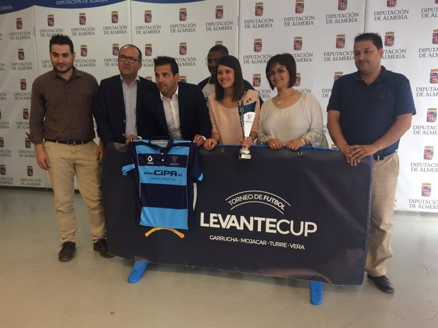 La 'Levante Cup' congregará a lo mejor del fútbol base español en Almería.