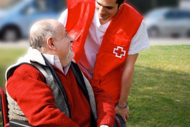 Voluntariado Cruz Roja Española