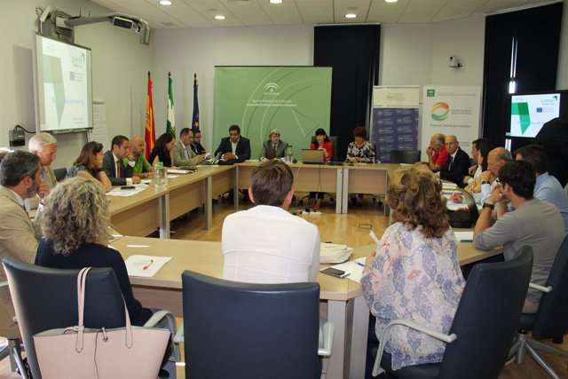 Presentación del proyecto europeo Support a empresas andaluzas en Sevilla.