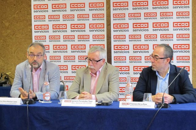 Secretaario General De CCOO