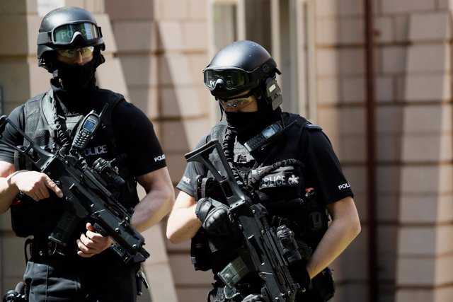 La Policía de Reino Unido tras el atentado suicida de Manchester