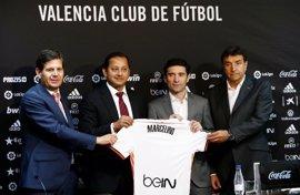 """Marcelino: """"Vamos a devolver al Valencia a los puestos altos"""""""