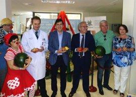 Fecoam continúa apostando por la dieta mediterránea