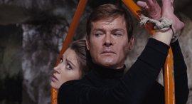 Las 7 películas de Roger Moore como James Bond