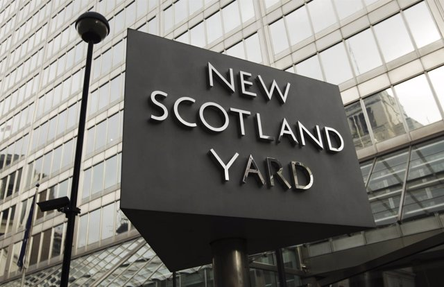 New Scotland Yard, en Londres