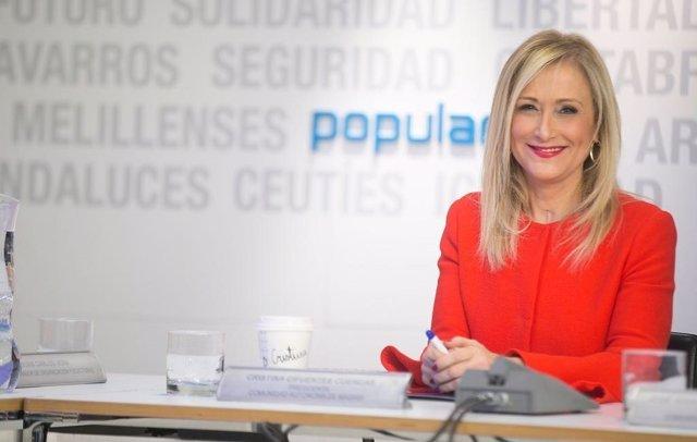 Cristina Cifuentes PP