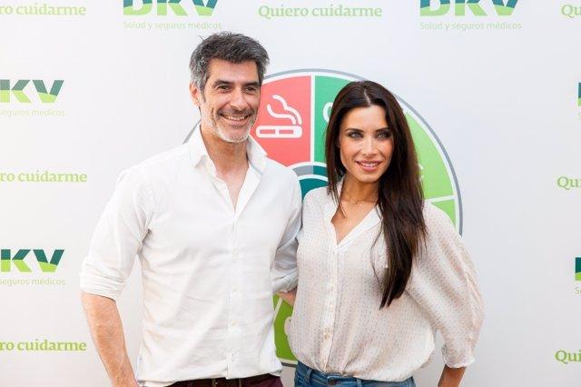 Pilar Rubio y Jorge Fernández