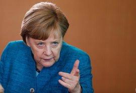 Merkel llama a la comunidad internacional a seguir luchando contra el cambio climático