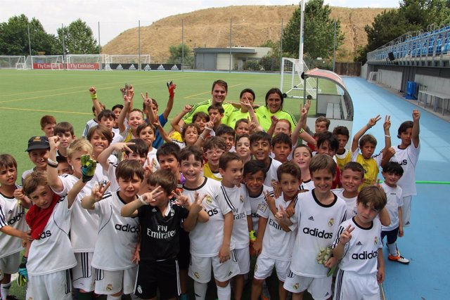 Campus Experience del Real Madrid
