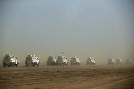 Mueren dos 'cascos azules' por una emboscada en el norte de Malí