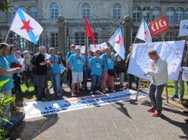 Baile de cifras entre Xunta y sindicatos sobre las 'reválidas'