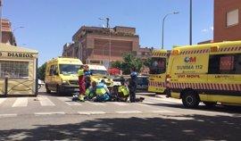 Detenido el conductor que huyó tras morir un anciano al que golpeó en una discusión de tráfico