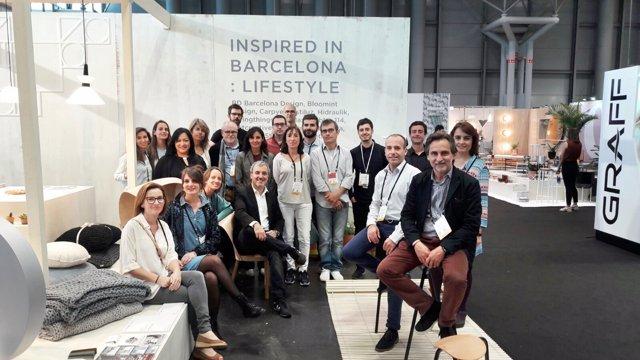 Delegación barcelonesa en la semana del diseño de Nueva York