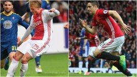 El joven Ajax quiere dejar a Mourinho sin 'Champions'