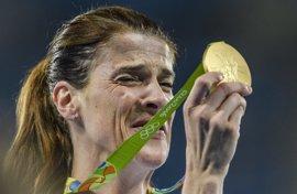 Ruth Beitia, entre los favoritos al Princesa de Asturias de los Deportes