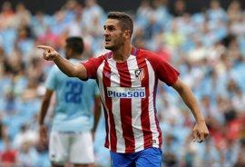 Koke renueva con el Atlético de Madrid hasta junio de 2024