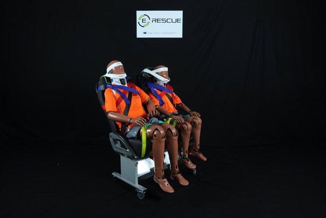 Sistema para evacuar víctimas de accidentes de autobús, E-Rescue