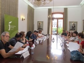 La Diputación aumenta este año un 6% su partida de cooperación internacional hasta los 712.000 euros