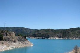 Los pantanos de la cuenca del Segura pierden 8 hectómetros cúbicos en la última semana