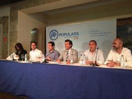 El PP balear aprueba el nuevo organigrama directivo con 11 adjuntos a la presidencia y 12 vicepresidentes ejecutivos