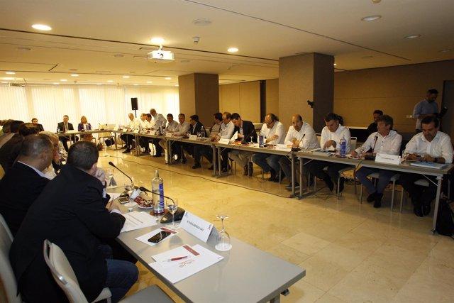 Asamblea General Extraordinaria de la ACB
