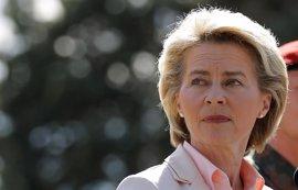 La ministra de Defensa alemana defiende los logros del Ejército para apaciguar a las tropas