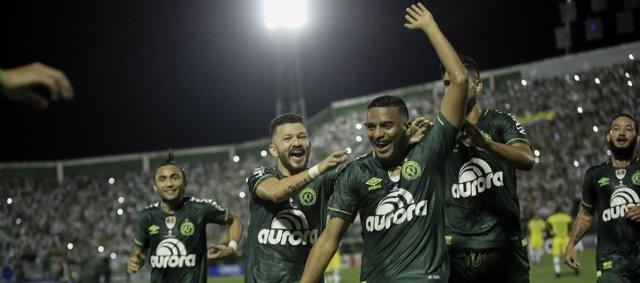 Equipo de fútbol Chapecoense
