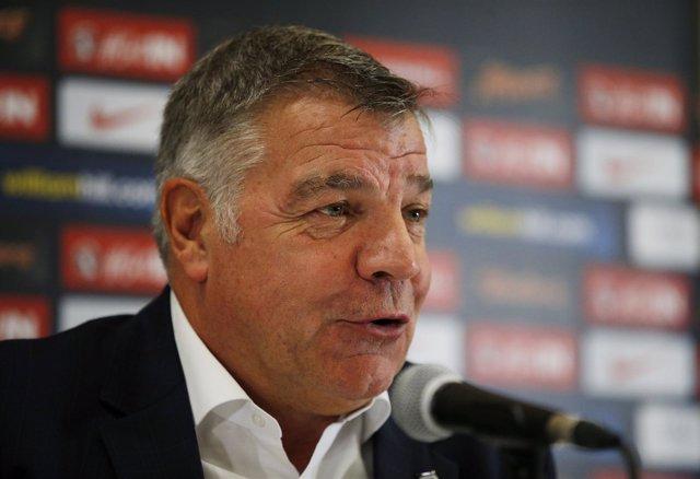 El nuevo seleccionador de Inglaterra, Sam Allardyce