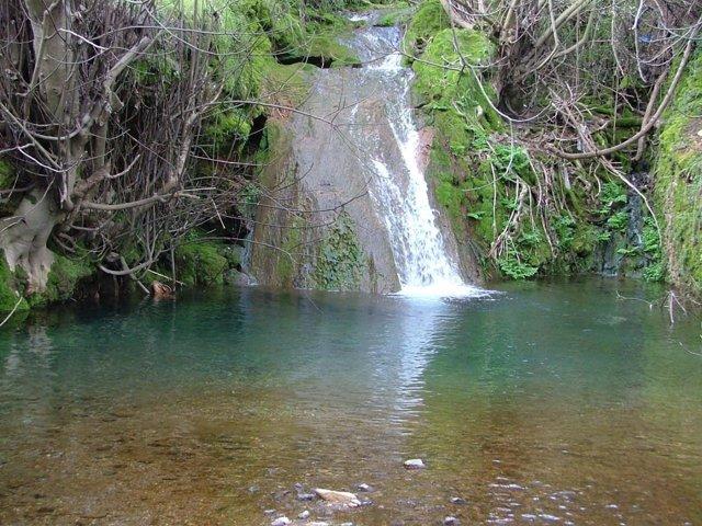 Imagen Del Parque Natural Sierra De Aracena Y Picos De Aroche.