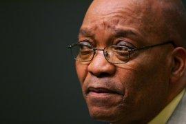 El principal sindicato de Sudáfrica dice que Zuma no es bienvenido en sus actos públicos