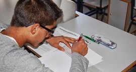 Evaluación de final de etapa de 4º de ESO para 1.836 alumnos