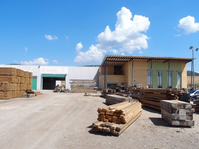 Fábrica de maderas Cuenca