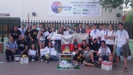 Tres equipos cántabros, campeones de España en un concurso de robótica educativa