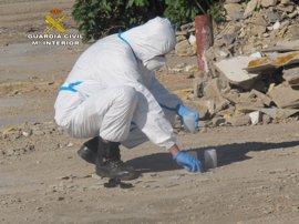 Dos investigados por verter amianto al río Guadalquivir en La Puebla del Río